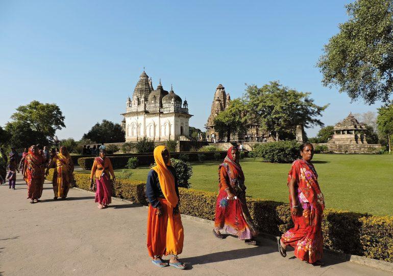 15.Khajuraho Temples