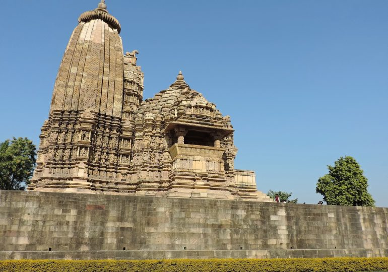 16.Khajuraho Beautiful Temple