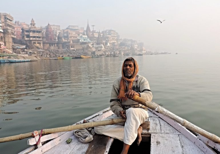 25.Varanasi Sunrise Boat
