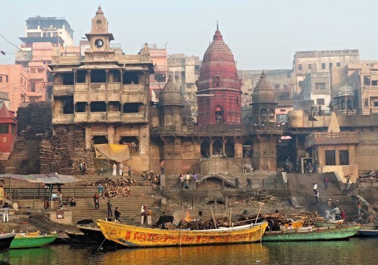 26.Varanasi Ghats