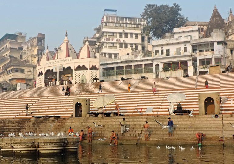 27.Varanasi Ghats