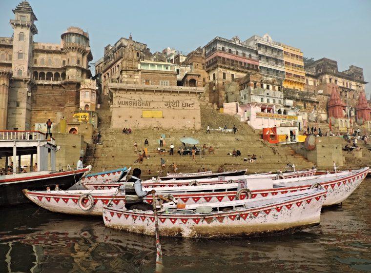 29.Varanasi Ghats